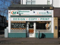 Minuteman Press Mapperley